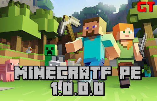 Minecraft Pocket Edition 1.0.0.0 - Apk / MPCE 1.0.0.0 - Apk