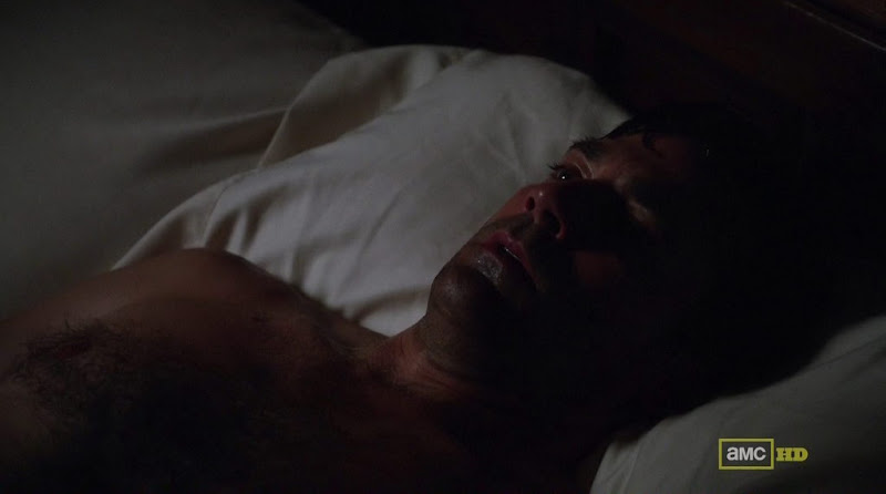 Jon Hamm Shirtless in Mad Men s5e04