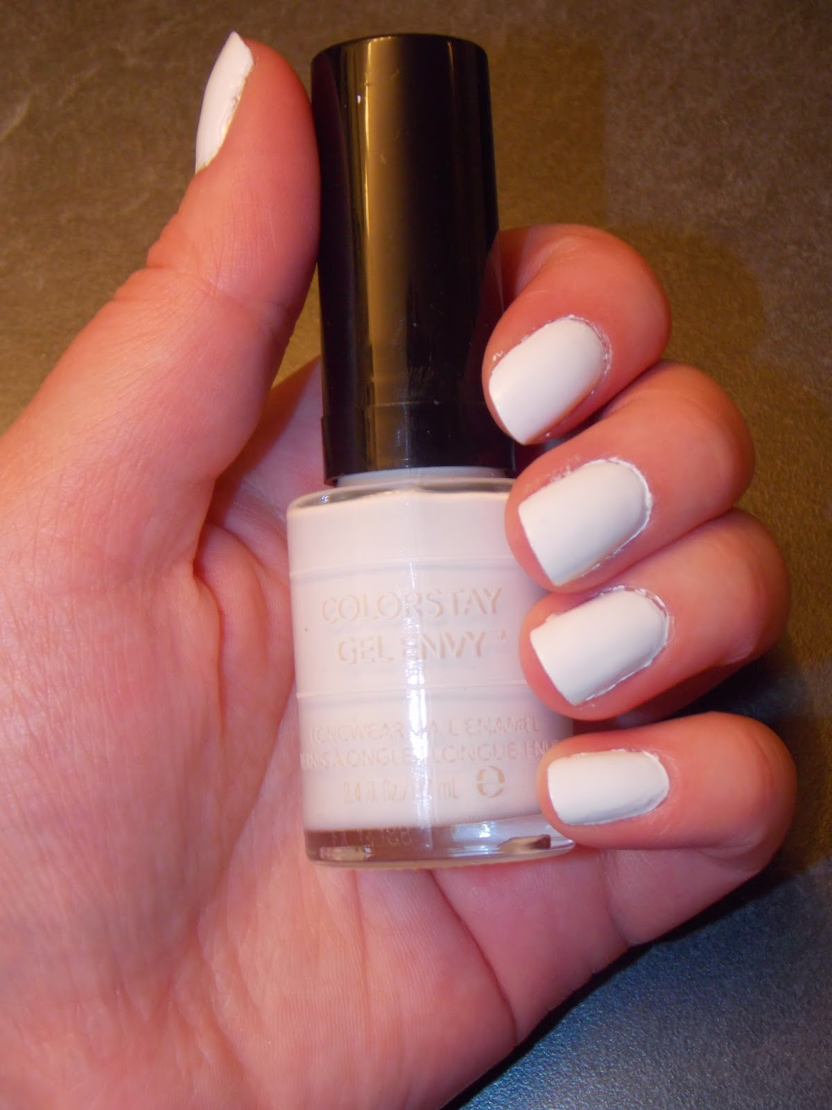 10 Downing Chic: Nails of the Day || Revlon ColorStay Gel Envy ...