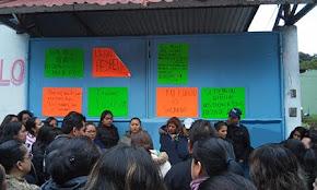 PADRES DE ALUMNOS DE PRIMARIA EN JILOTEPEC, DENUNCIAN PROBABLE CASO DE ABUSO DE MENORES