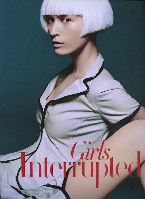 Alina Romanchuk for Harper's Bazaar Magazine, Hong Kong