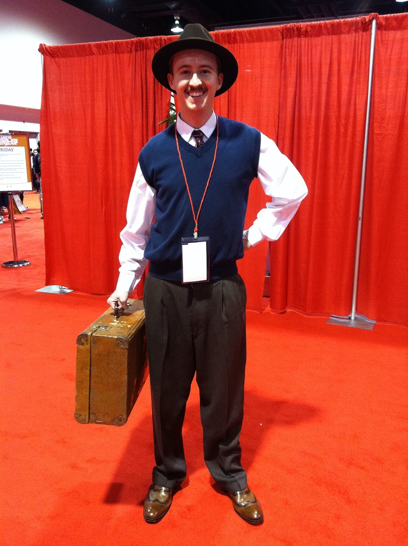 geek with curves 10 favorite costumes of d23 expo. Black Bedroom Furniture Sets. Home Design Ideas