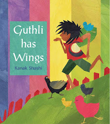 Guthli is spreading her wings!