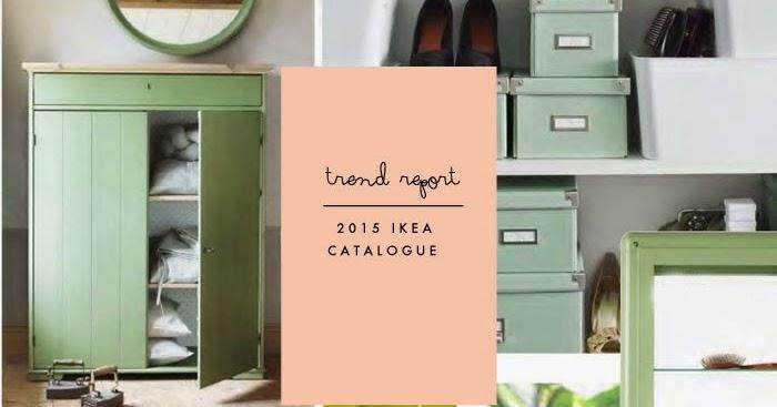 ikea 2015 catalog trend report poppytalk. Black Bedroom Furniture Sets. Home Design Ideas