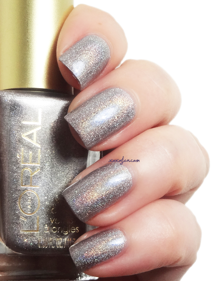 xoxoJen's swatch of L'oreal: Masked Affair
