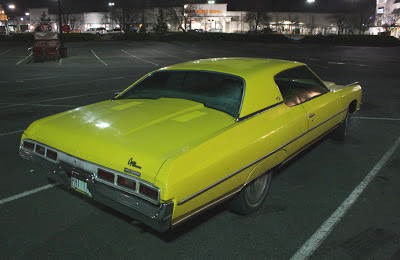 1971 Chevrolet Caprice Coupe