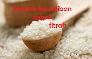 Doa Niat Zakat Fitrah ( Diri sendiri,Anak Dan Istri )
