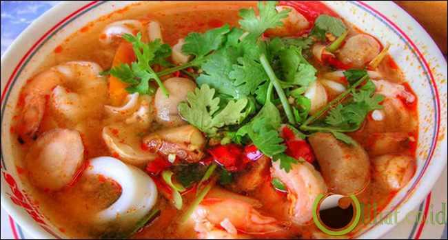 Tom Yum – Thailand