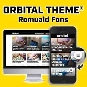 Orbital Theme a 59 Euros