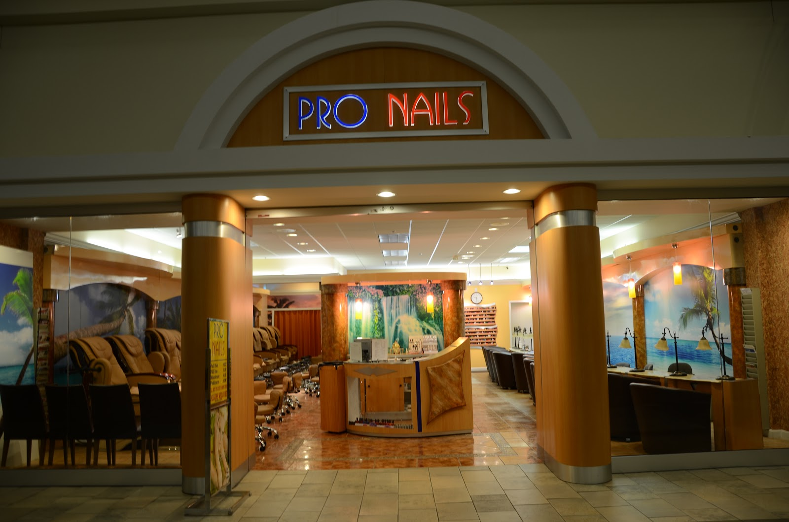 Pro nails nail salon oxmoor center shelbyville road for 24 hour nail salon brooklyn ny