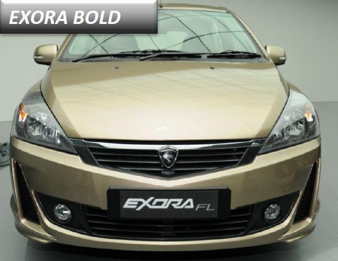 Proton Exora Bold Premium