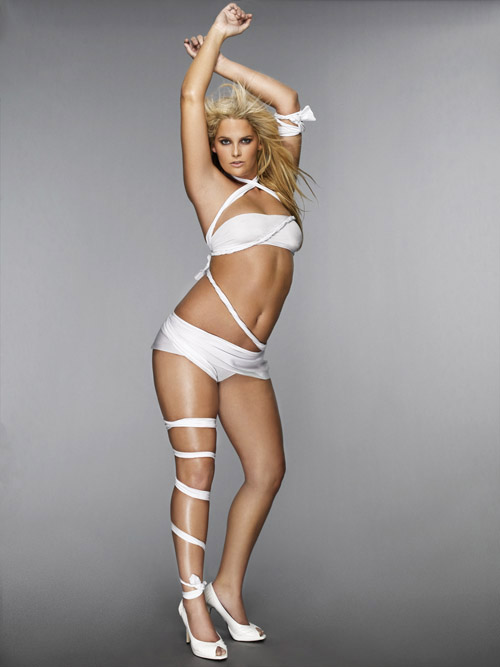 Whitney Thompson America's Next Top Model in 2008