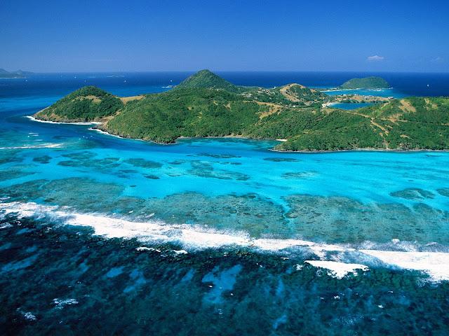 Union Island, Archipielago Granadina, Las Antillas Menores