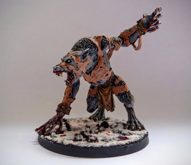 Forge World Skin Wolf