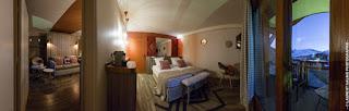 ©Laurent Salino - Hotel des Grandes Rousses - architecture intérieure