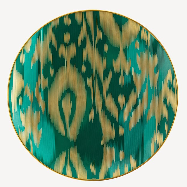 uzbekistan craft tours, uzbekistan art textile holidays, ikat design