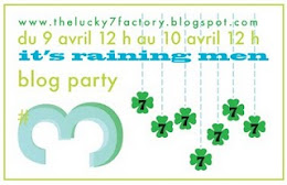 Blog party Lucky 7