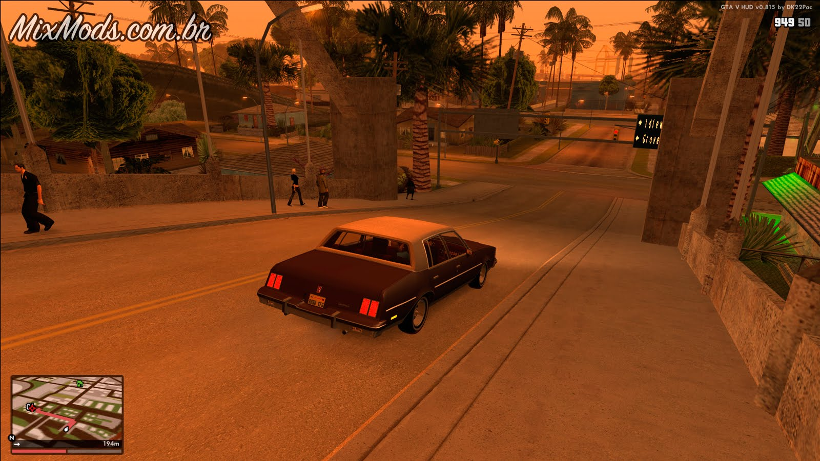 gta sa dating mod San andreas introduces the ability for the player to pick up dates and go out with them the main reason to date a girl is to get a special bonus in exchange.