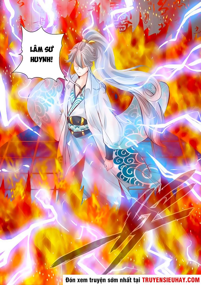 Chư Thiên Ký Chapter 41 - Hamtruyen.vn