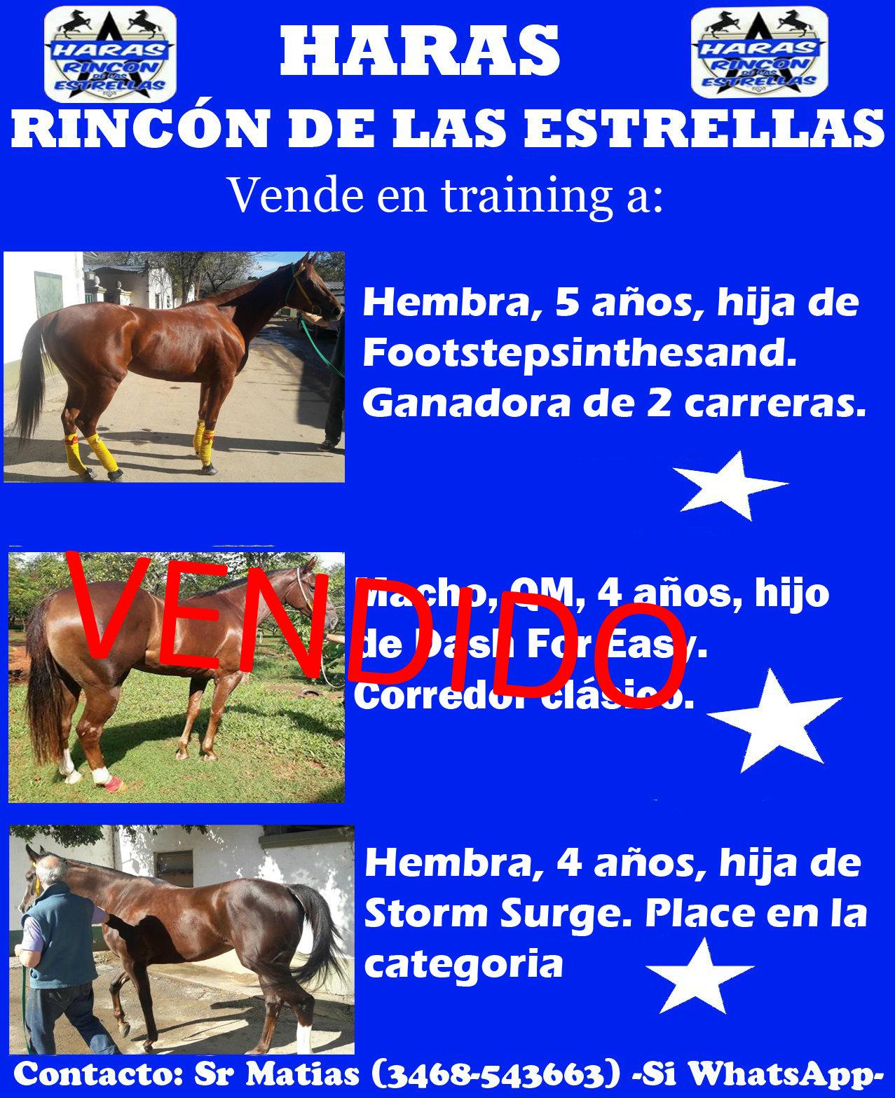 HS RINCON DE LAS ESTRELLAS VTA