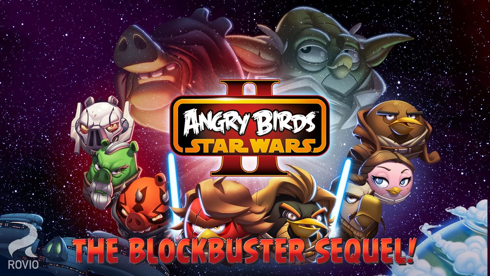Angry Birds Star Wars 2 para Android, iPhone y Windows Phone 8