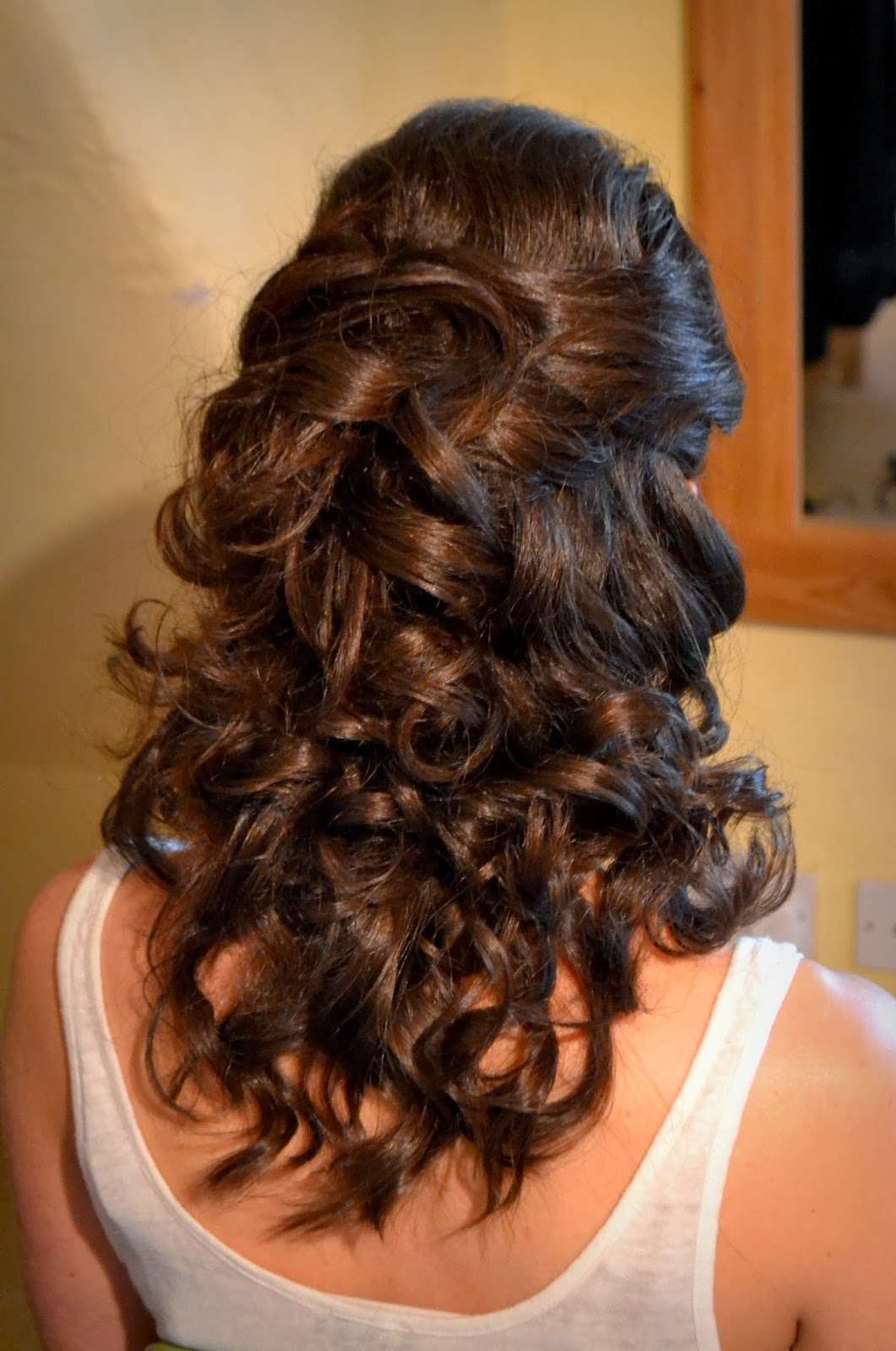 Fordham Hair Design Wedding Bridal Hair Specialist November 2013