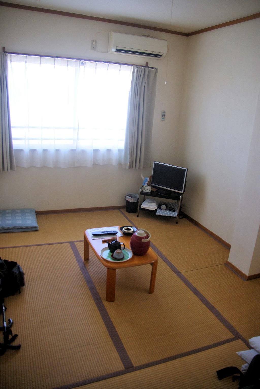 Minshuku Sennari-so, Ibusuki, Kagoshima, Japan