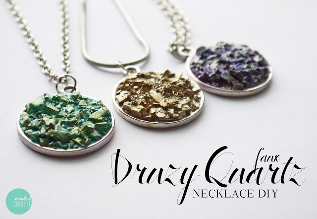DIY-fake-druzy-quartz-necklace-tutorial