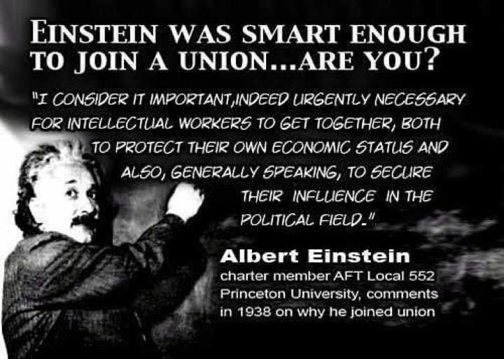why would you join a union Similarly, workers join a union with a rationale approach whether joining a  the  days are long gone when managers / leaders could rule employees with an.