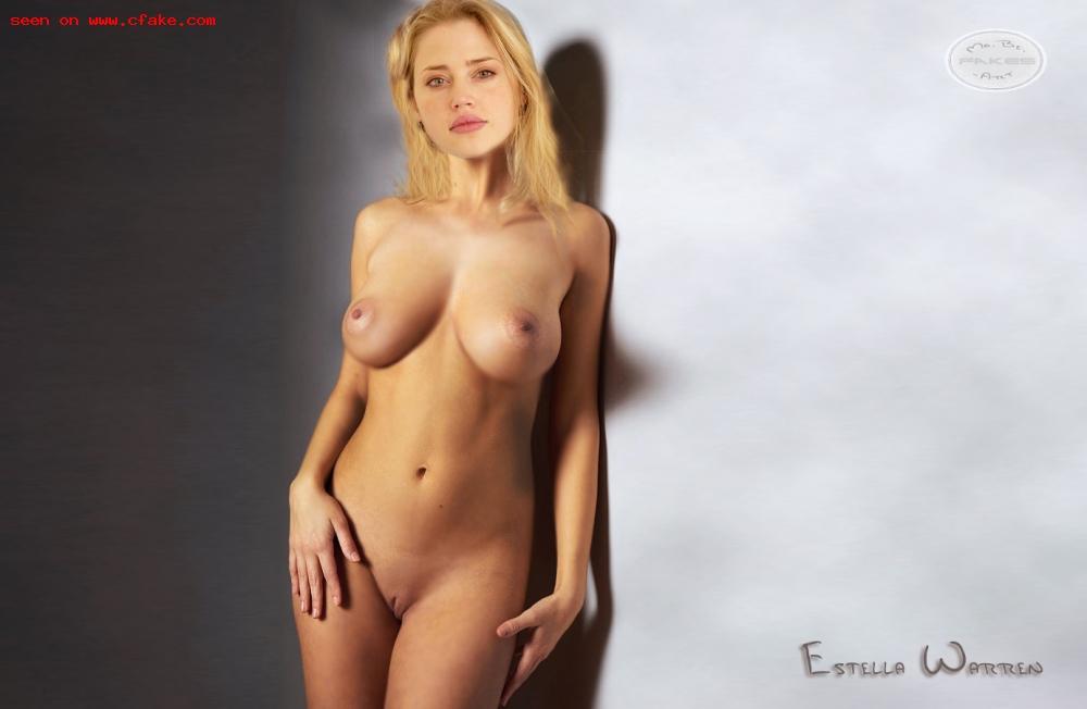 эстелла уоррен фото голая