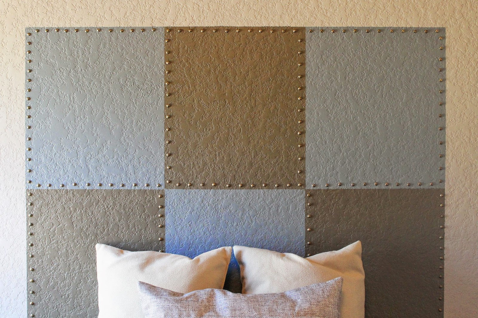 The ragged wren How To Faux Headboards