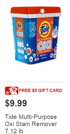 Tide oxi coupons