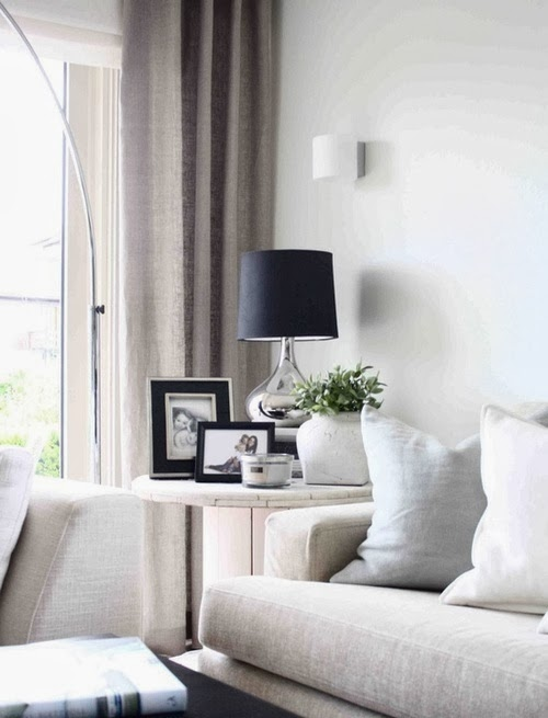 oncedailychic New Home Inspiration {Neutrals}