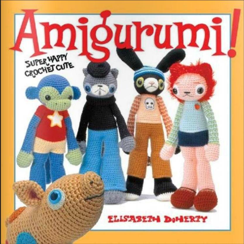 Amigurumi Websites : Crochetpedia: Crochet Books Online - Amigurumi