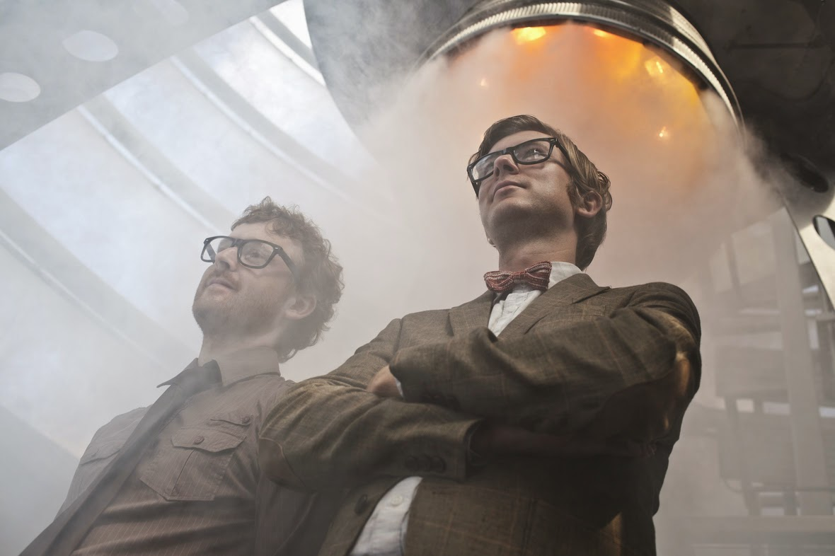 Public Service Broadcasting new album The Race For Space