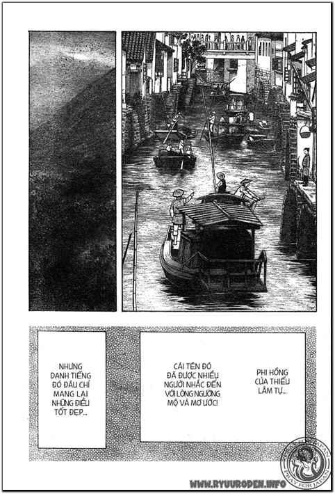 Hoàng Phi Hồng phần IV chap 49 - Trang 28