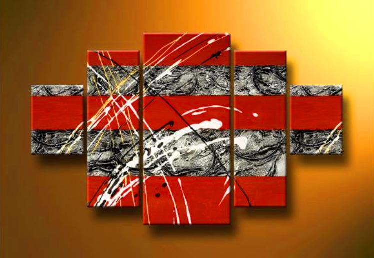 Pinturas abstractas acrilicas imagui - Pinturas acrilicas modernas ...