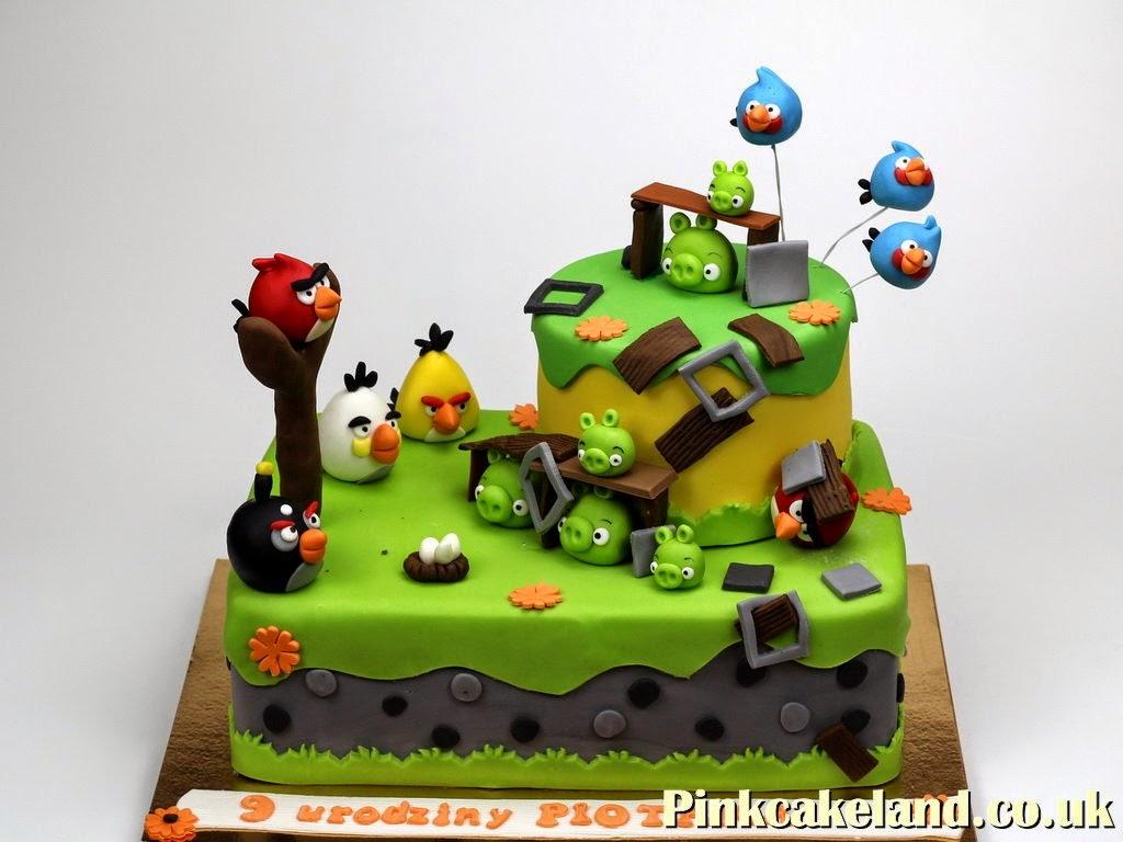 Birthday Cakes Surbiton