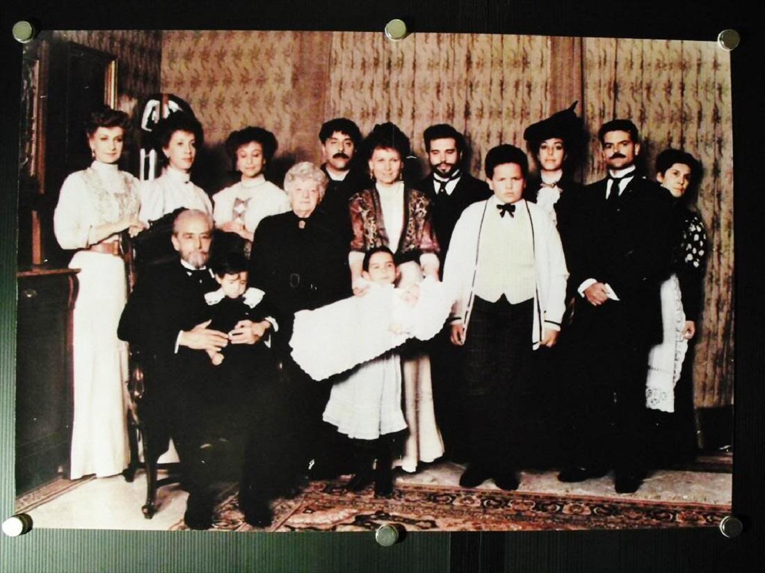 Cinema e teatro: LA FAMIGLIA (The family) - Ettore Scola