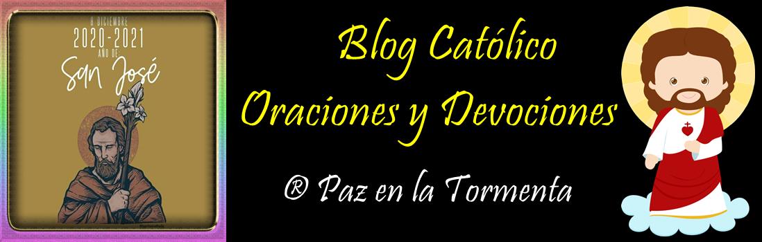 ® Oraciones y Devociones - Blog Católico  ®