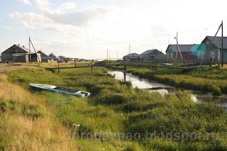 Деревня Андег, НАО