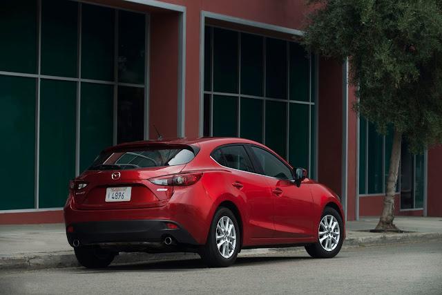 2014 Mazda 3 5-door
