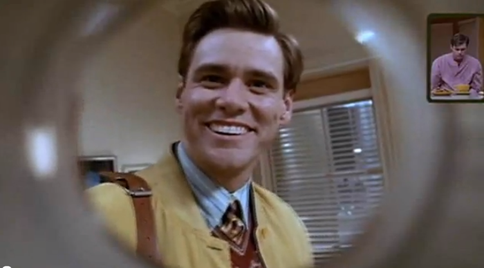 truman show camera angles essay The truman show has several offbeat touches (strange camera angles and a shot of the moon being used as a spotlight) weir remembers several of the ideas that he and his collaborators had.