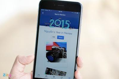 Tính năng Year In Review vừa được phát hành cho người dùng toàn cầu.
