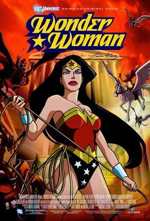 ดูการ์ตูน Wonder Woman สาวน้อยมหัศจรรย์