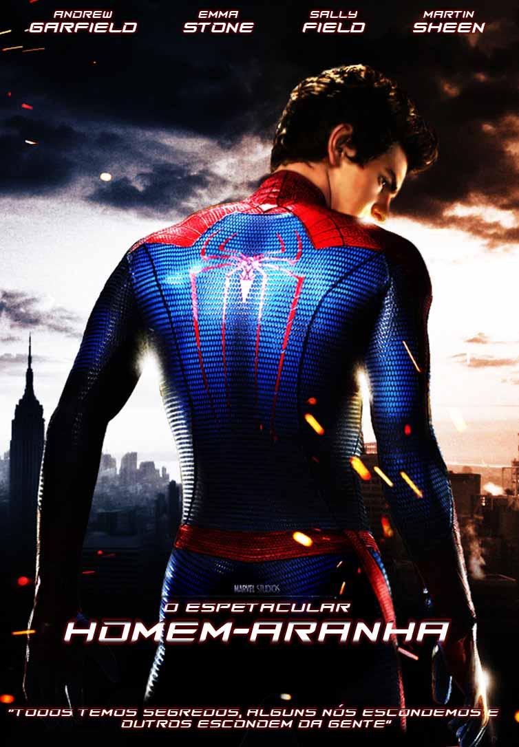 O Espetacular Homem-Aranha Torrent - BluRay 720p/1080p Dual Áudio