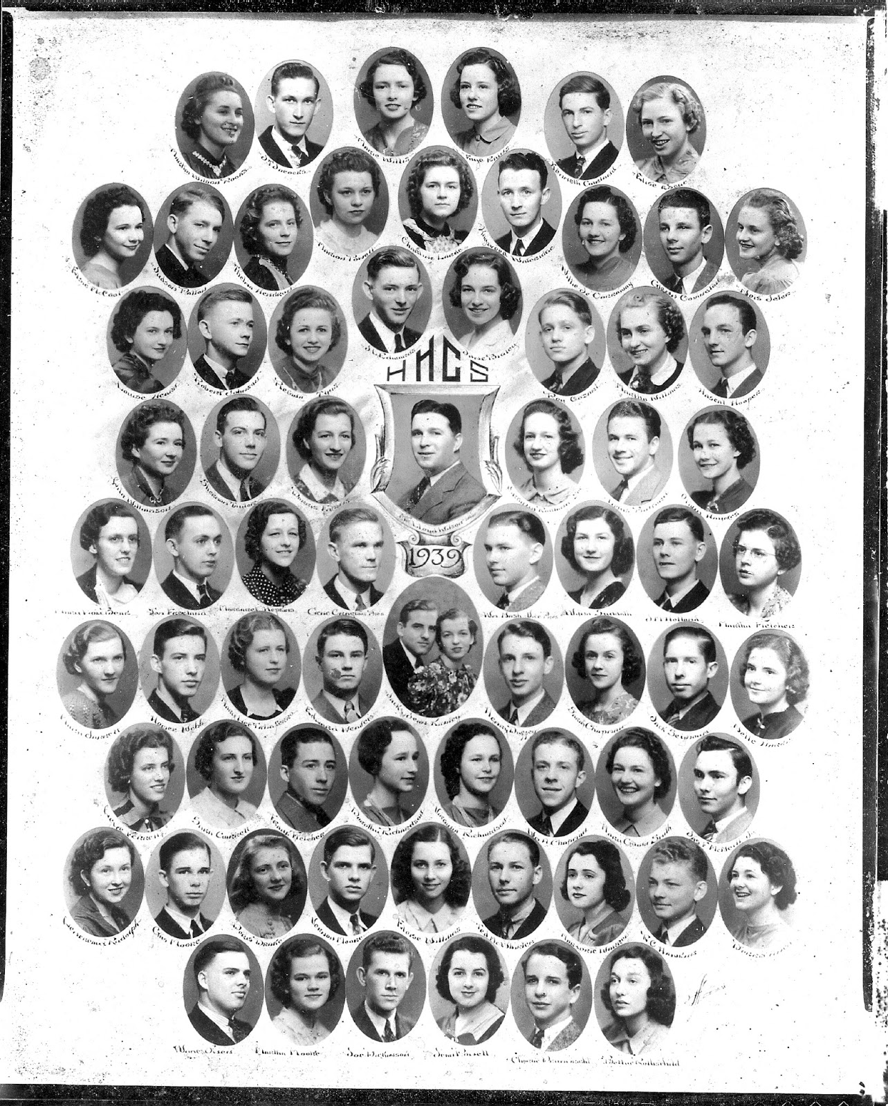 Tennessee haywood county brownsville - Haywood County High School Class Of 39