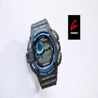 jam tangan keren GSHOCK MUDMAN G9300 BLUE