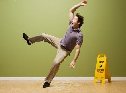 slip and fall injury is also known as trip and fall injury so what ...