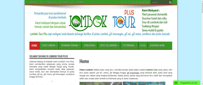 wisata lombok murah